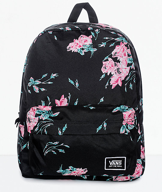 8940c5a98c0b44 Vans Realm Classic Summer Backpack