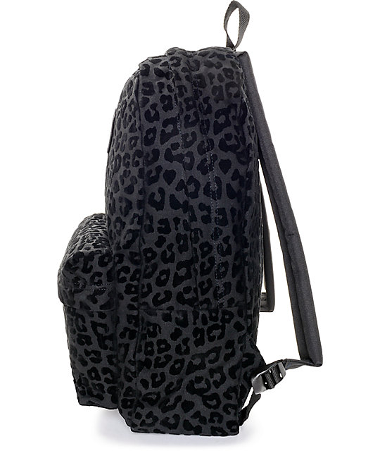 ... Vans Realm Leopard Flock Backpack ... 53d0e63a973