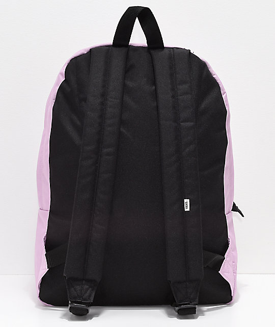 Vans Realm Orchid Bouquet Backpack