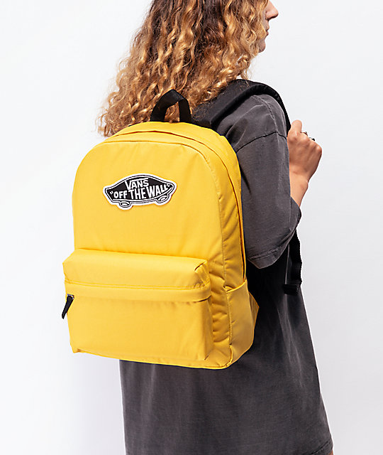 vans mujer mochila realm