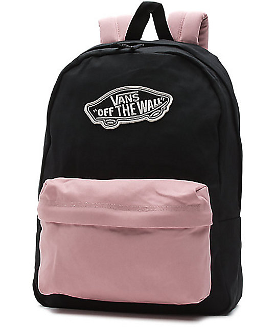 Vans Realm Zephyr & Black 22L Backpack