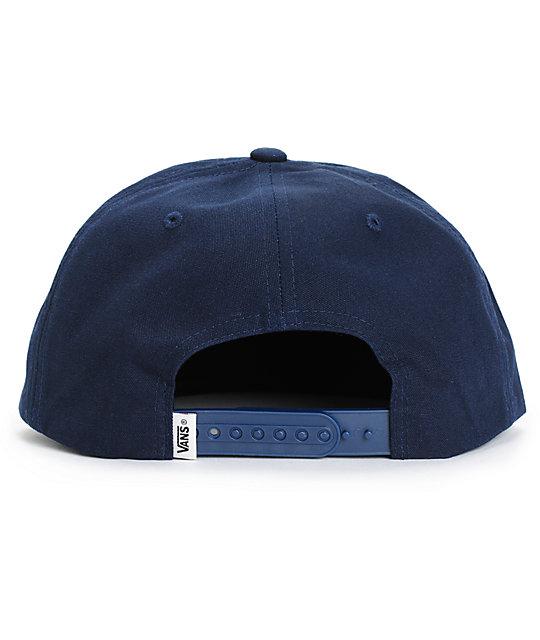 3ce73d6bb2 Vans Rowley Snapback Hat  Vans Rowley Snapback Hat