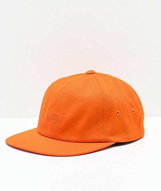 8368c6ddec6 Vans Salton II Jockey Flame Strapback Hat