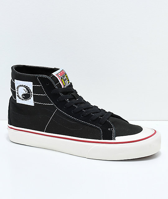 8c9a7d2c1b Vans Sk8-Hi 138 Decon SF Dane Black