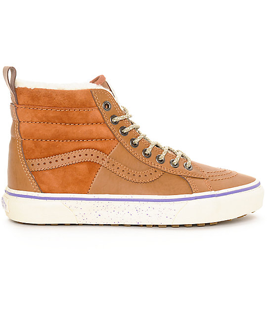 Vans Sk Hi  Mte Hana Beaman Women S Shoes