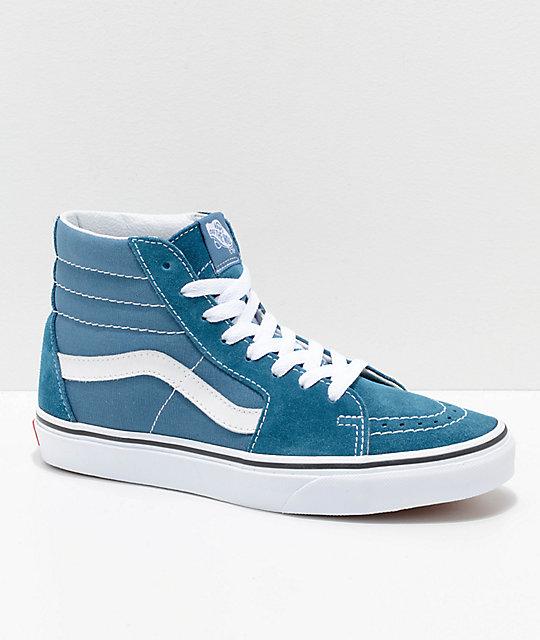 Vans Sk8-Hi Corsair   True White Shoes  b3803fece