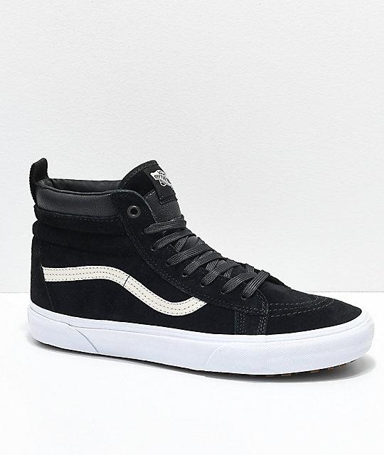 7da789546c6dc Vans Sk8-Hi MTE Black Night Shoes