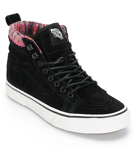 vans sk8-hi mte shoes women