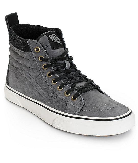 7403771e91b83 Vans Sk8-Hi MTE Skate Shoes