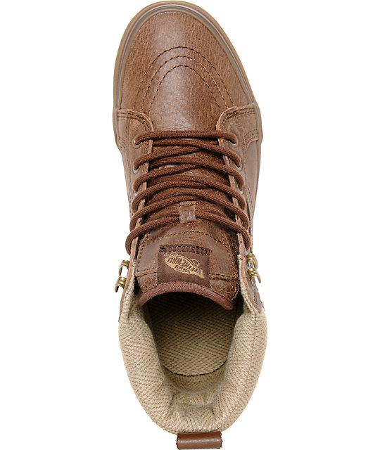 4a26b968c00 ... Vans Sk8-Hi MTE Skate Shoes ...