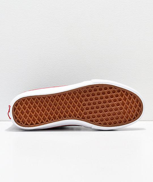 f511ef170bc5ff ... Vans Sk8-Hi Pro Lizzie Floral Black   White Skate Shoes