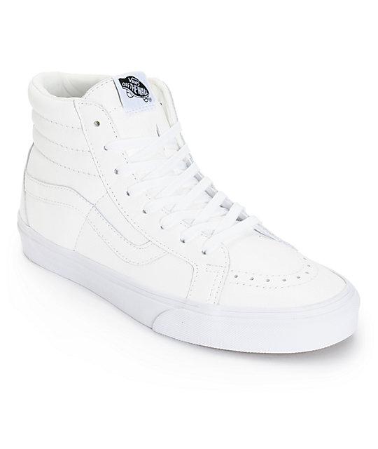 Vans Sk8-Hi Reissue Skate Shoes  dc6939cfe059