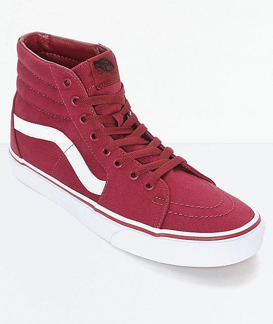 Vans Sk8-Hi Skate Shoes  f9f68f83a