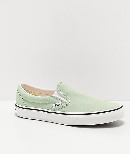 Vans Slip-On Aqua Foam Skate Shoes