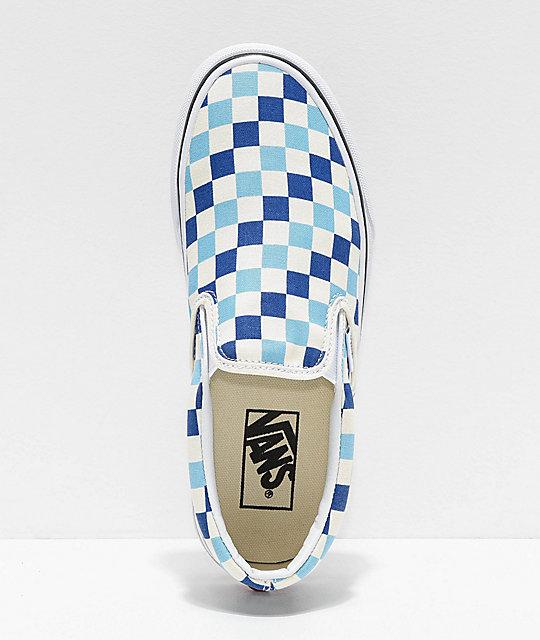 4e150f6557 ... Vans Slip-On Blue