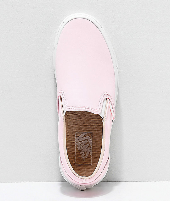 Vans Slip-On Heavenly Vansbuck zapatos de skate en rosa