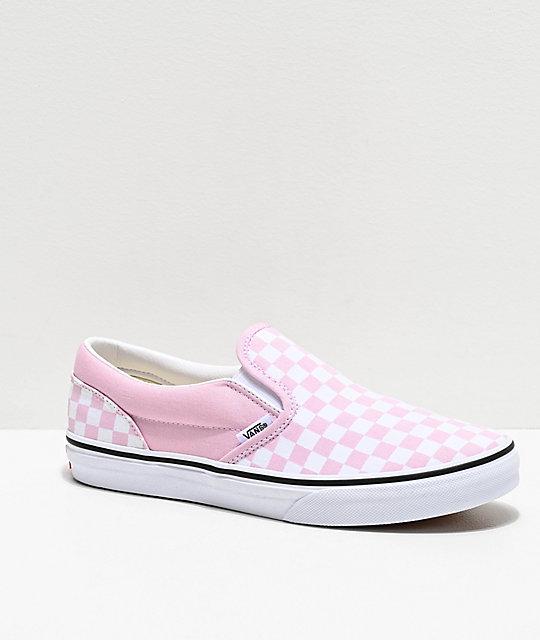 baby vans checkerboard