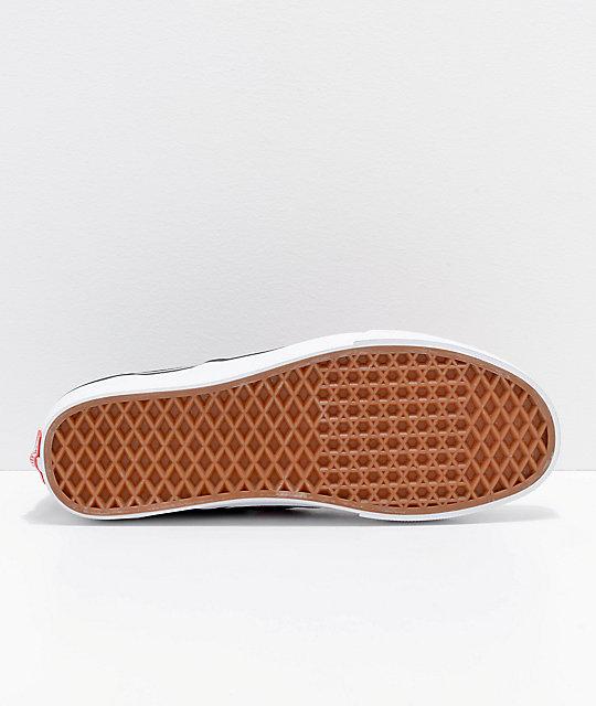 85e3a43db6 ... Vans Slip-On Pink   Black Leopard Print Skate Shoes