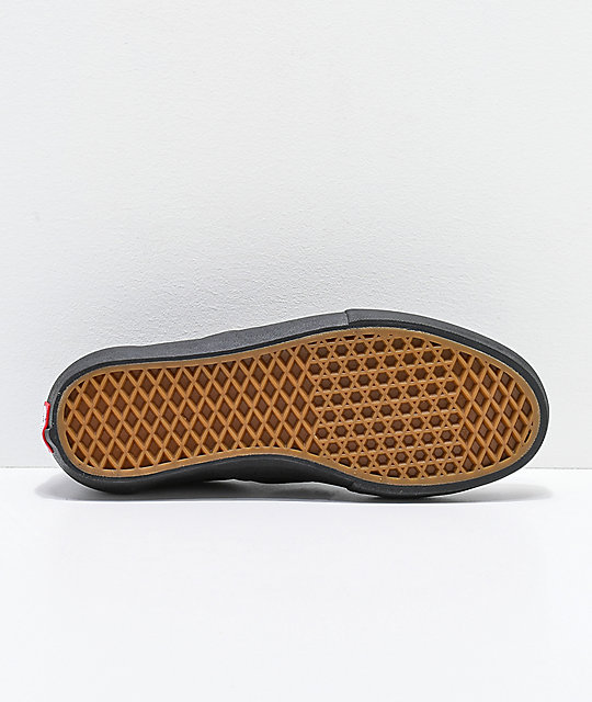 Vans Slip-On Pro Blackout zapatos de skate