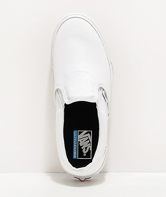 Vans Slip-On UC M4M White Mono Shoes