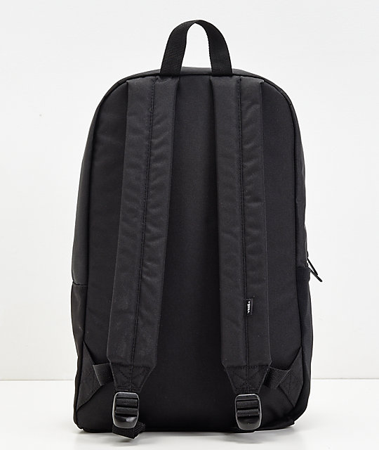 Vans Snag Black Backpack