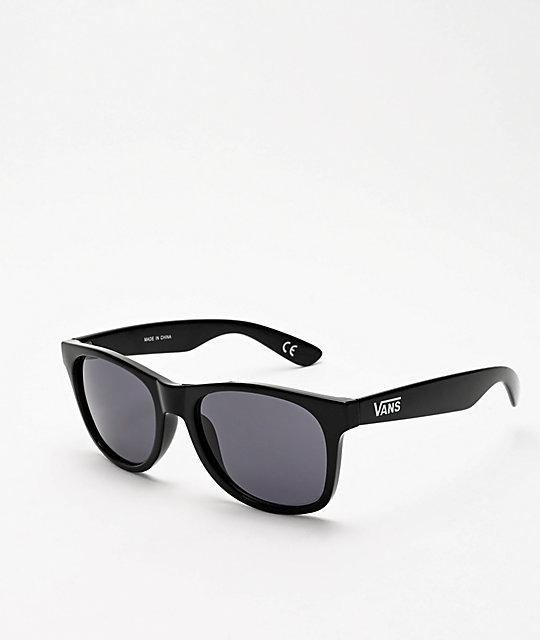 0e931c850c Vans Spicoli 4 Black Sunglasses
