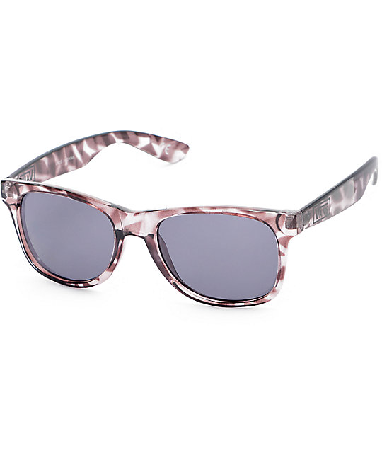 Vans Spicoli 4 Grey Tortoise Shell Sunglasses