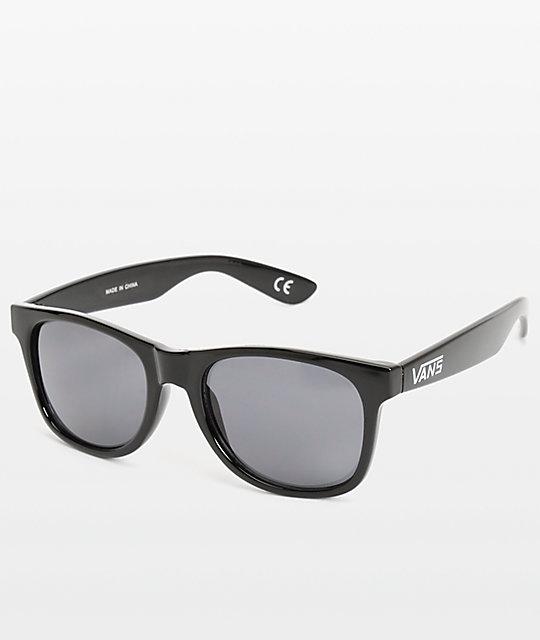 98223c4ca8 Vans Spicoli 4 gafas de sol negras brillosas | Zumiez