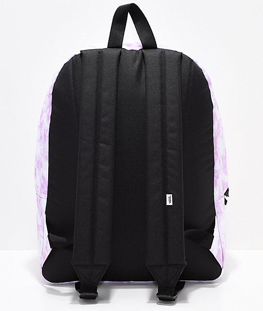 Vans Sporty Realm Violet Cloudwash Backpack