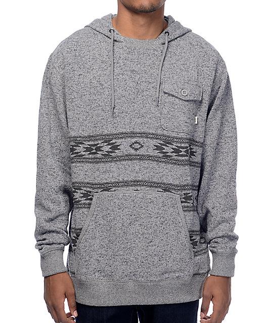 vans grey sweatshirt
