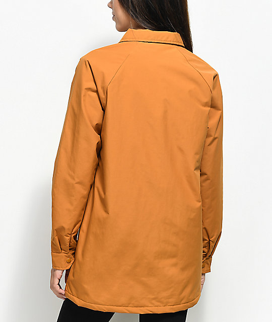 Vans Thanks Coach Cathay Spice Long MTE Jacket