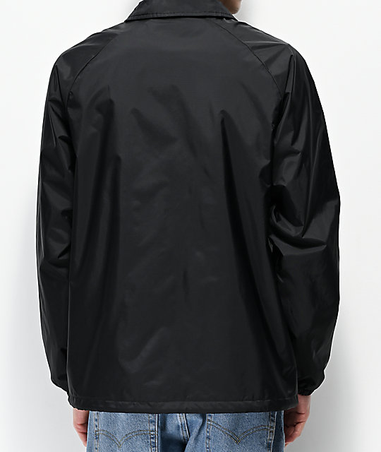 Vans Torrey Black Coaches Jacket