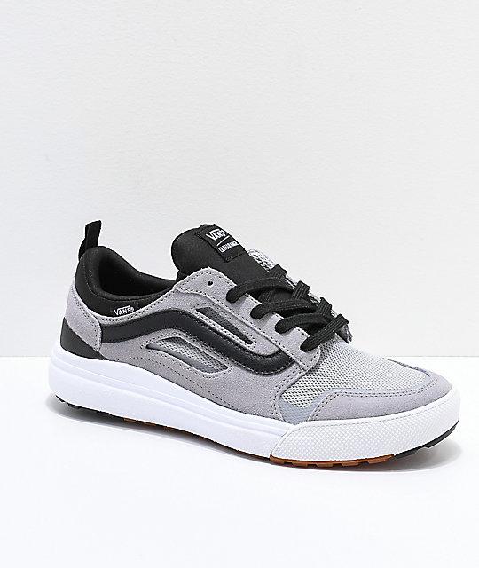 Negro En Ultrarange 3d Y Gris Vans Zumiez Zapatos wqgY5t
