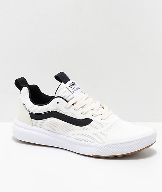 Vans UltraRange Rapidweld Marshmallow   White Shoes  a0e099f94
