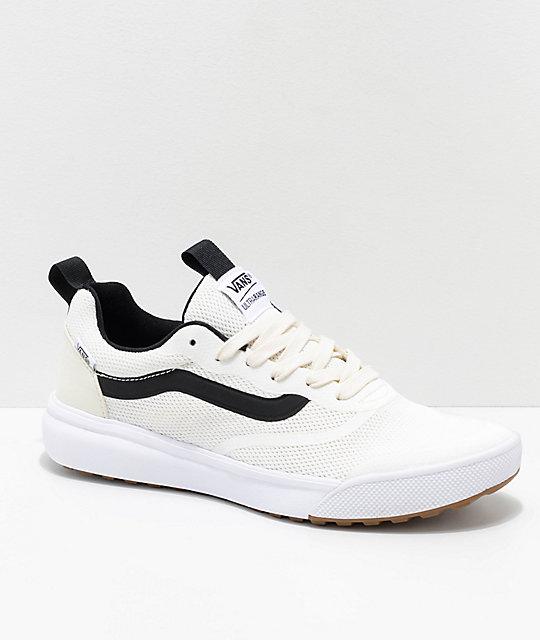 Vans UltraRange Rapidweld Marshmallow zapatos blancos ... da55a0fff96