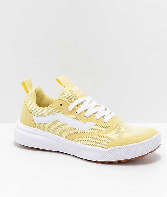 6bc2ba933d Vans UltraRange Rapidweld Pineapple Shoes