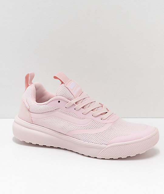 0a570c9411 Vans UltraRange Rapidweld zapatos rosas ...