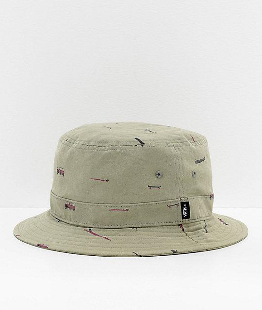 496daee25 Vans Undertone Bucket Hat
