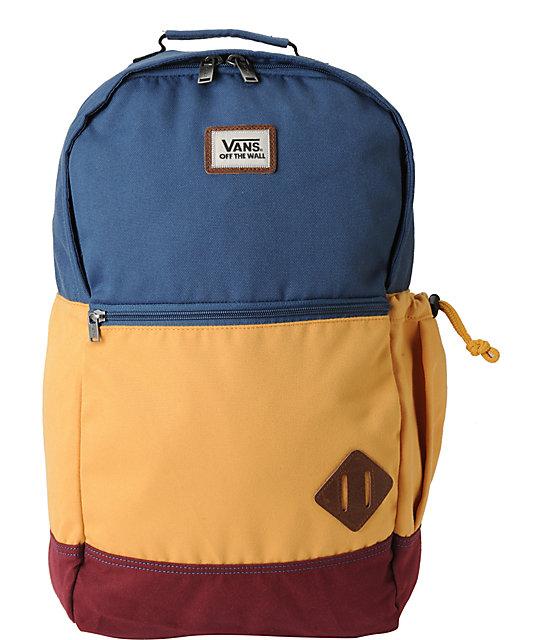 6f0c1b2151 Vans Van Doren II 29L Backpack