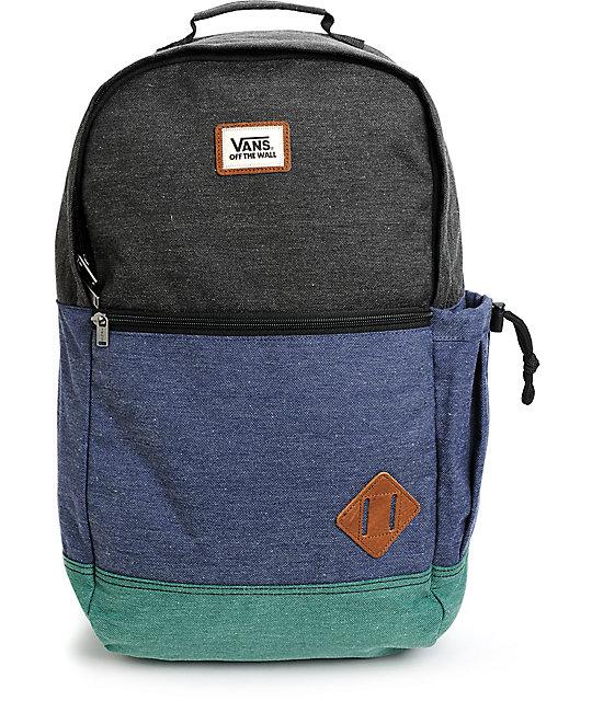 c1be5f7815 Vans Van Doren II 29L Backpack