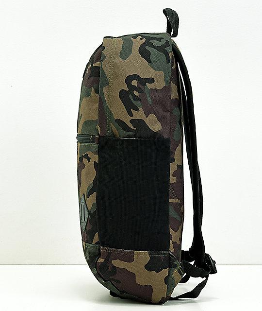 87937485d15 Vans Van Doren III Camo Backpack | Zumiez