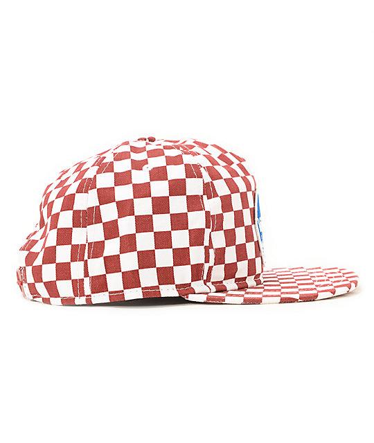 ... Vans Van Doren Special Snapback Hat 9f622221c0d9