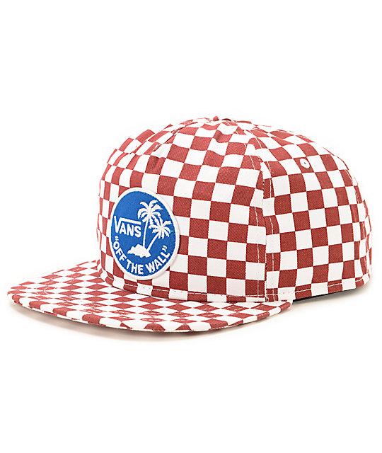 Vans Van Doren Special Snapback Hat  112fcce369e