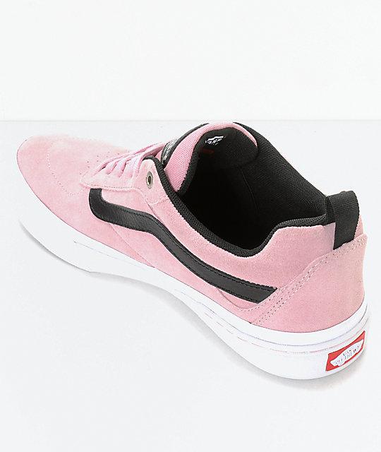 87b0808f610fc9 ... Vans Walker Pro Pink Skate Shoes ...