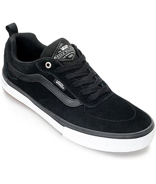 vans skate negros