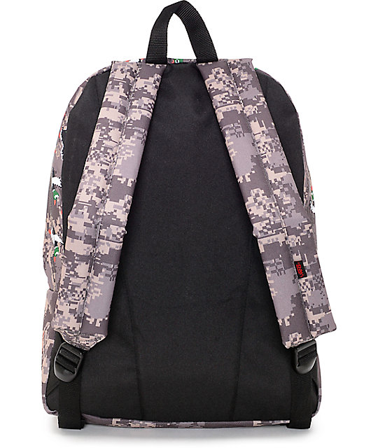 c03848792428 ... Vans X Nintendo Old Skool II Duck Hunt 22L Backpack ...