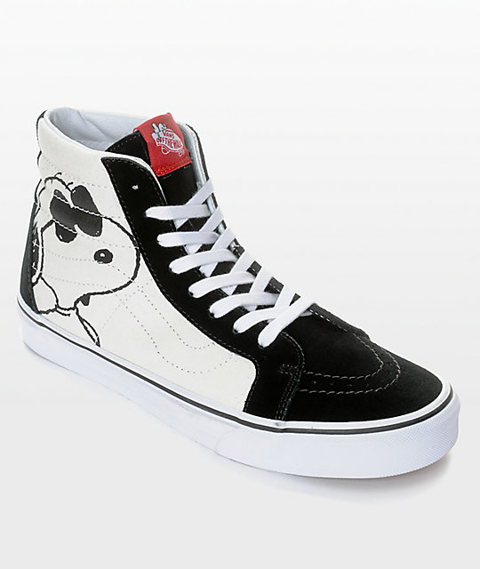 Vans Shoes High Toos
