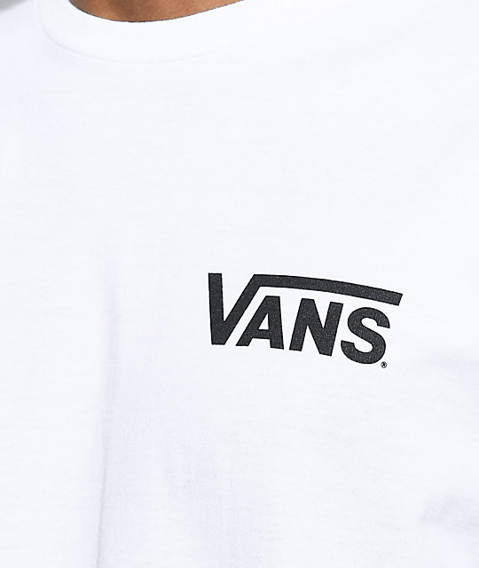 0552fce4bd ... Vans X Thrasher White Checker Long Sleeve ...