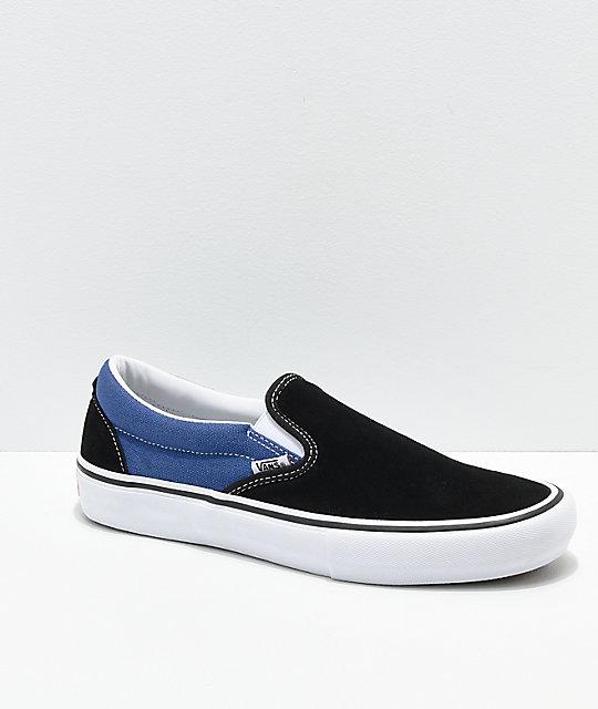 c941d7588152 Vans x Anti-Hero Pfanner Slip On Pro Skate Shoes