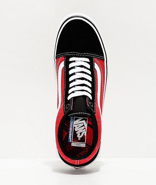 chaussures vans x baker old skool pro